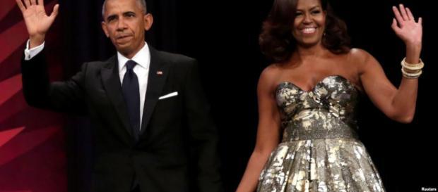 Barack y Michelle Obama firman acuerdo de producción con Netflix