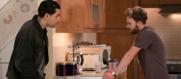 Coronation Street rape aftermath sees David forced to face Josh - digitalspy.com