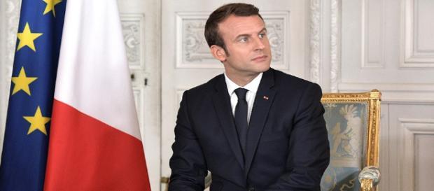 Emmanuel Macron tacle les grévistes de la Fonction Publique