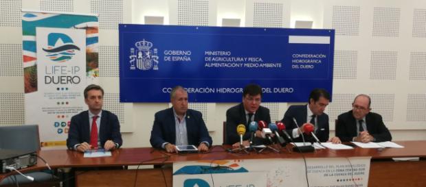 La Confederación Hidrográfica del Duero coordina el proyecto LIFE - blogspot.com