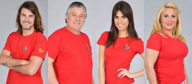 Supervivientes | Logan, Francisco, Sofía y Raquel, nominados de ... - telecinco.es