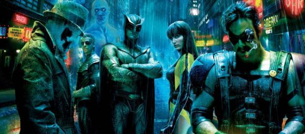 La serie Watchmen tiene nuevos personajes