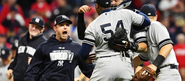 Yankees hacen el milagro y pasan a la serie de campeonato de la ... - com.ni