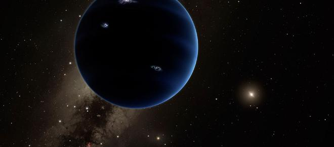 El planeta Pluton parece empujar nuestro Sistema Solar más lejos en el espacio