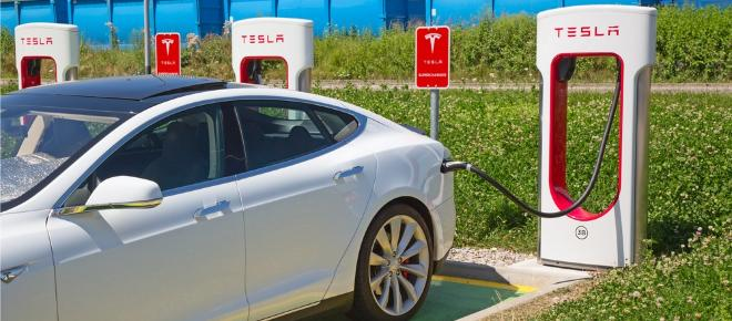 10000th Tesla Supercharger inaugurated in Canada
