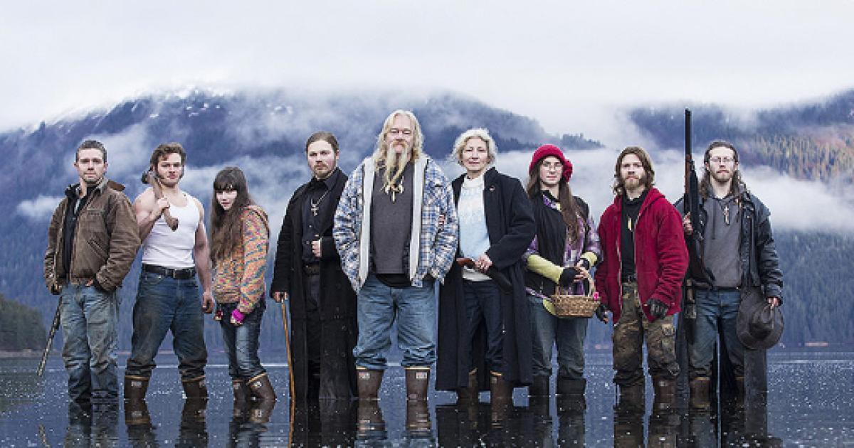 Alaskan Bush People Staffel 8
