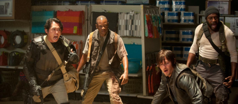 Best Ver La Cuarta Temporada De The Walking Dead En Español ...