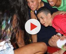 Bailes funk promovem prostituição. (Foto Internet)