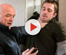 Coronation Street's Pat Phelan is set to take another victim ... image credit- digitalspy.com