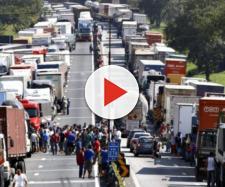 Greve dos caminhoneiros continuam em várias regiões do país