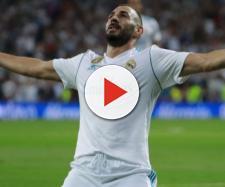 Karim Benzema prolonge jusqu'en 2021 avec le Real Madrid - Liga ... - eurosport.fr