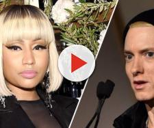 Nicki Minaj sostiene di aver iniziato una relazione con Eminem