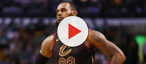 LeBron admits to being fatigued - (Image: YouTube/NBA)