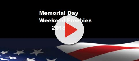 Memorial Day Weekend freebies 2018. - [Photo: CHS / YouTube Screenshot]
