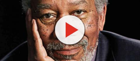 Morgan Freeman- image via Wikipedia Commons| Reamronaldreagan
