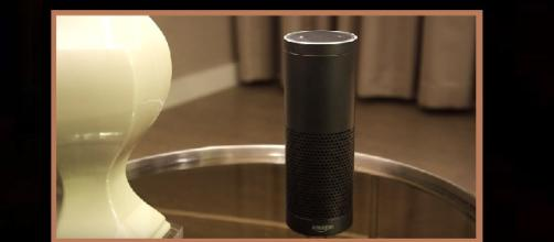 Amazon Alexa horror story for Oregon family. Photo: CNN Money News YouTube Screenshot