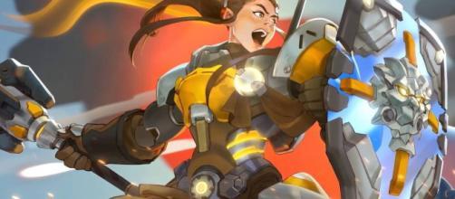 Brigitte será la nueva heroína en Overwatch