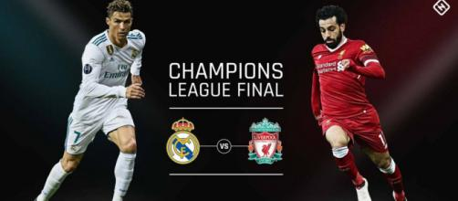 Champions League 2018: Real Madrid x Liverpool.