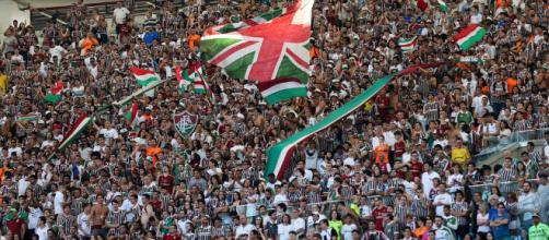 Fluminense espera boa presença de torcedores contra a Chapecoense (Foto: Globo.com)