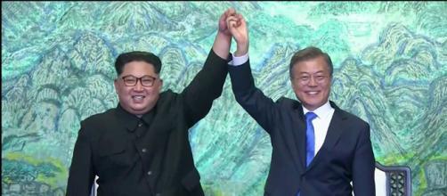 Las dos Coreas sorprenden al mundo