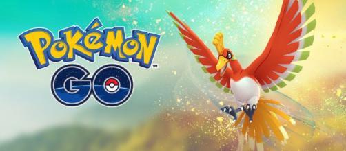 Ho-Oh versión normal y Ho-Oh versión shiny regresan a Pokémon Go