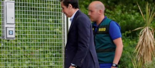 La justicia envía a prisión incondicional a Eduardo Zaplana sin fianza