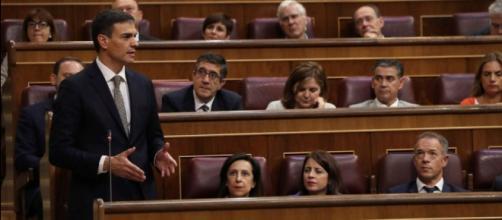 La moción de censura, en directo: la votación final | Economía Digital - economiadigital.es