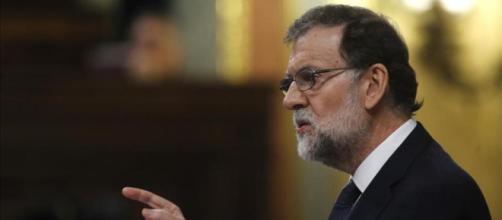 La moción de censura es una niñería para Rajoy
