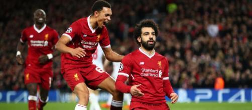 Los fanáticos se pregunta si Salah le anotara al Real Madrid.