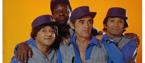 'Os Trapalhões' fizeram bastante sucesso na TV.