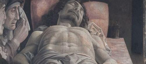 'The Lamentation of a Dead Christ' by Andrea Mantegna/Wikipedia