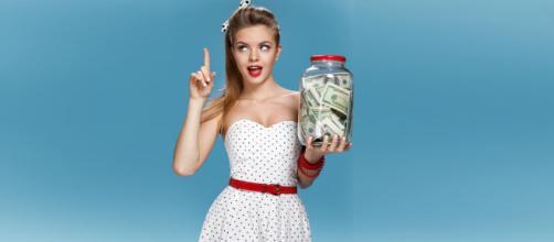 ¿Quieres ser millonaria? Ahorra parte de tu dinero y verás