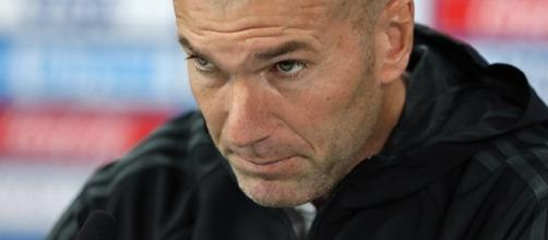 Zinedine Zidane steps down as Madrid boss via Tasnim News Agency, Wikimedia Commons