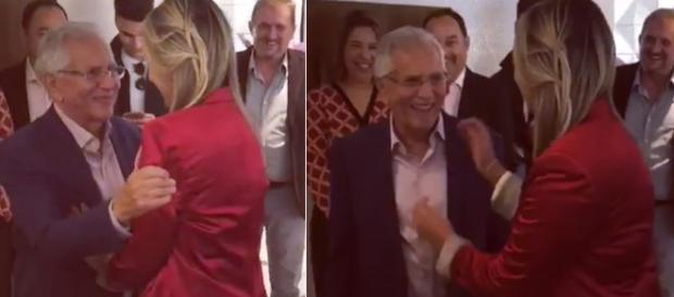 Casamento de Carlos Alberto e Renata.