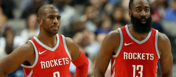 C'est Houston qui prend l'avantage face à Golden State