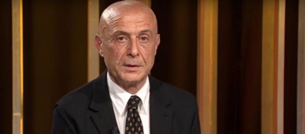 Marco Minniti, ministro dell'Interno.