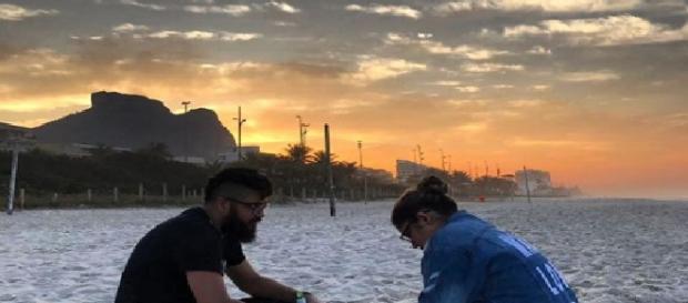 Marília Mendonça e Henrique Ricelly: fãs ''shipam'' casal de amigos