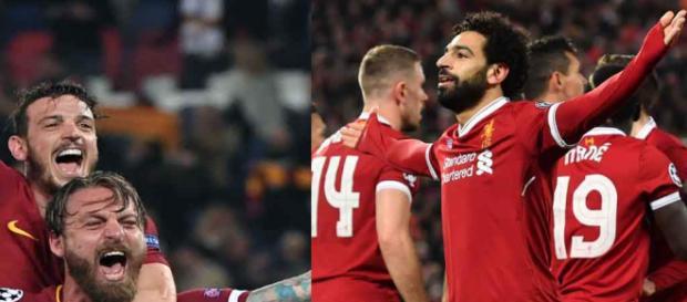Mohamed Salah llevó al Liverpool a la final de la Liga de Campeones