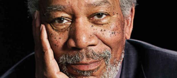 Morgan Freeman- image via Wikipedia Commons| Reamronaldreagan