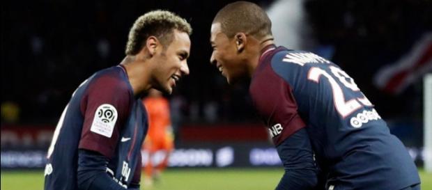 """No lo quiero en el Real Madrid"""". Mbappé señala el traidor a Neymar"""