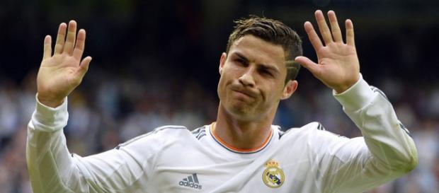 O clima para Cristiano Ronaldo no Real Madrid é instável