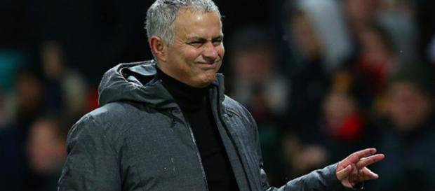 Partidario del club lanzaron infames en las redes sociales de José Mourinho.