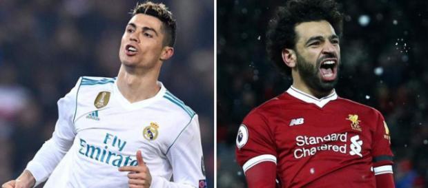 Salah desafía en la supremacía a Ronaldo en la final de la Champions.