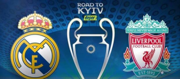 Todo esta listo para la gran final de la Liga de Campeones.
