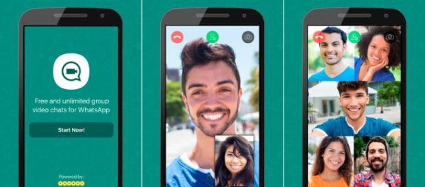 videollamadas en WhatsApp ya son posible