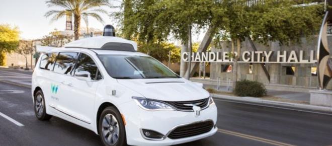 Informe inicial sobre el fatal accidente automovilístico autogestionado de Uber