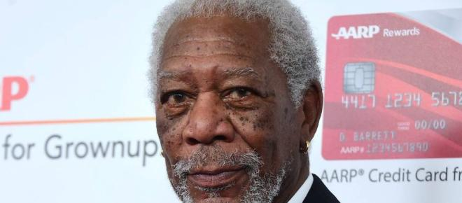 8 mujeres denuncian a Morgan Freeman por acoso sexual