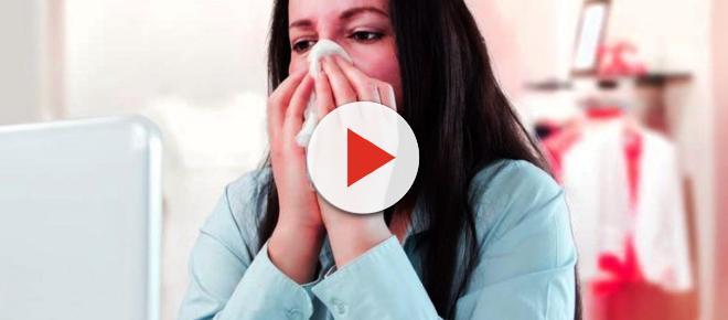 principales cosas que producen la tos seca.
