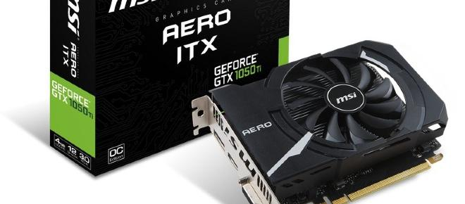 Se lanzó la tarjeta gráfica Nvidia GeForce GTX 1050 de 3 GB para Budget PC