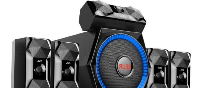 Ya está en el mercado el altavoz Bluetooth JVC XS-XN511A 5.1